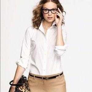 H&M button down long sleeve shirt size 4